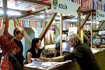 Kolín se prezentoval na veletrhu Regiontour