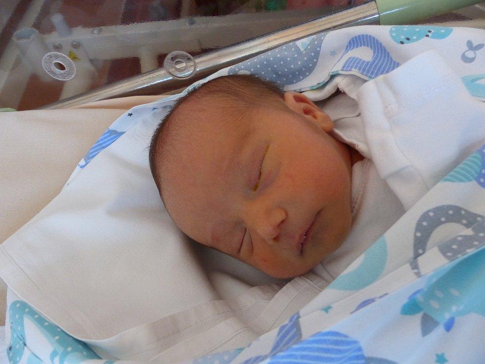 Dominik Ahmed se narodil 11. října 2019 v kolínské porodnici, vážil 2700 g a měřil 46 cm. V Kostelci nad Černými Lesy bude vyrůstat s maminkou Monikou a tatínkem Denisem.