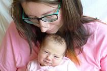 Eliška Horká se narodila 13. září 2019 v kolínské porodnici, vážila 3235 g a měřila 46 cm. Do Hradišťka I odjela s maminkou Veronikou a tatínkem Miroslavem.