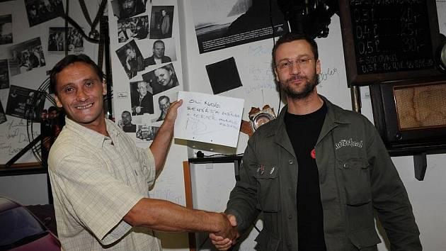 Scénárista Marek Dobeš odhaloval Kajínka
