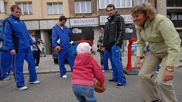 Z nedělního odpoledne pro děti - 3.10.2010.