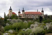 Stezka nabídne krásný pohled na zámek