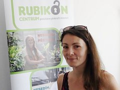 Lucie Streichsbierová, garantka programu zaměstnanosti za Rubikon Centrum
