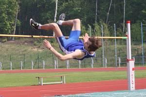 Již 60. ročník Polabských závodů v atletice se vydařil.