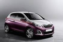 Nový Peugeot 108 se bude vyrábět v kolínské automobilce TPCA