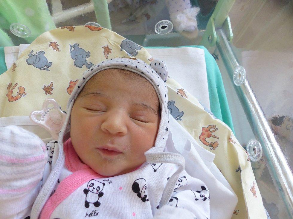 Caroline Kakurová se narodila 11. listopadu 2019 v kolínské porodnici, vážila 2750 g a měřila 46 cm. V Kolíně se z ní těší maminka Barbora a tatínek Lukáš.