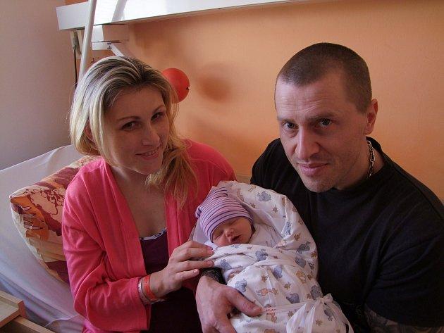Daniela Bejlková se narodila 27. 2. 2018 mamince Andree. Po porodu vážila 3041 gramů a měřila 50 cm. Doma v Polepech je spolu s maminkou uvítá sestřička  Eliška (5) a tatínek Daniel.