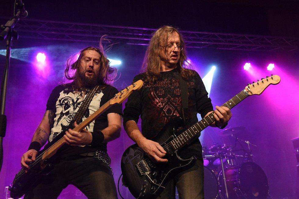 Z koncertu kapel Root a Törr.