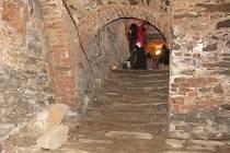 Zásmucký klášter znovu pozval zájemce na labyrinty všeho druhu.