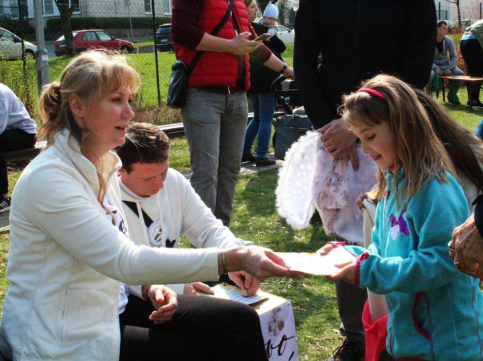Kolínský Štrůdelník uspořádal pro děti odpoledne plné zábavy.