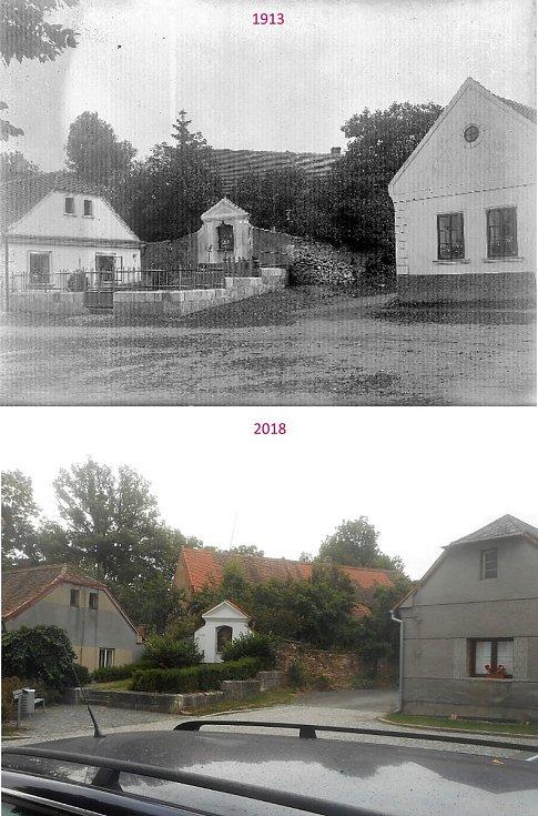 Podívejte se, jak se za několik let změnily Červené Pečky
