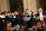 Česká mše vánoční v chrámu sv. Bartoloměje