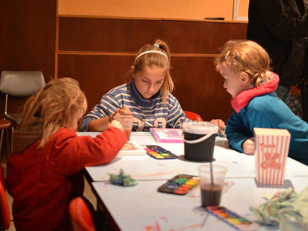 Program byl připravený pro děti i dospělé.