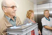 Volby v domově důchodců