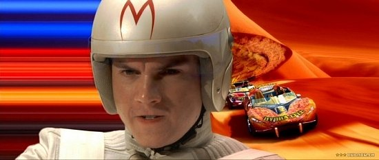 Z filmu Speed Racer