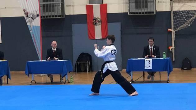 Úspěšný Austrian Open 2020 v taekwondo WT.