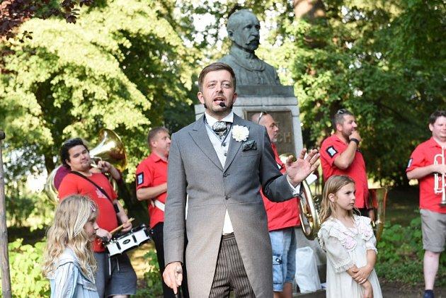 55. ročník hudebního festivalu Kmochův Kolín