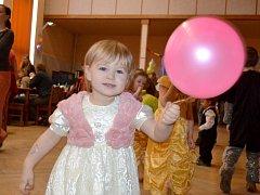 Dětský karneval v Radimi