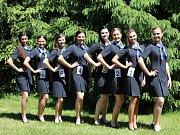 Nejkrásnější dívku mají i hasiči ze Středočeského kraje