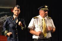 Zdeněk Izer, Šárka Vaňková i Josef Devátý bavili publikum