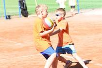 Kolínské sportovní hry, den druhý