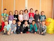 Děti z mateřské školy si užijí spousty zábavy po celý rok.