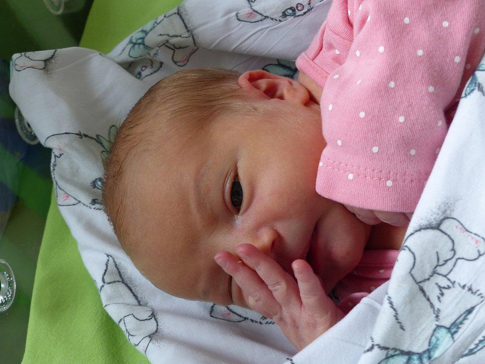 Viktorie Želinová se narodila 6. července 2020 v kolínské porodnici, vážila 3530 g a měřila 49 cm. V Městci Králové bude vyrůstat se sestřičkou Dominikou (6) a rodiči Michaelou a Zdeňkem.