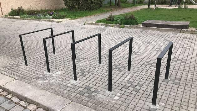 Kolostavy v Českém Brodě.