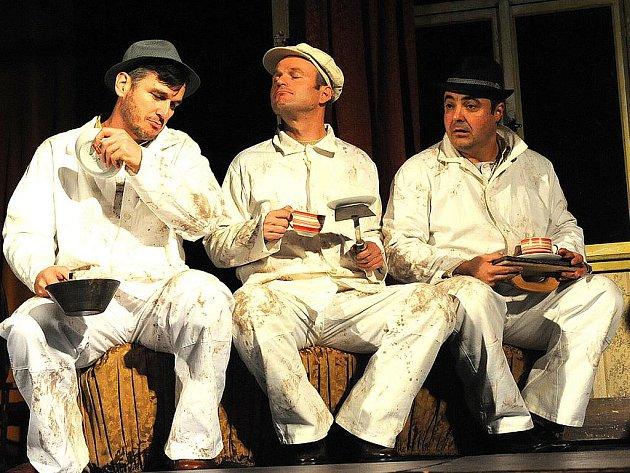 Divadelní Světáci bavili od začátku do konce