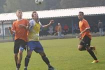 Z utkání FK Kolín B - Libodřice (0:5).