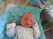 Jakub Zákostelecký se poprvé rozhlédl 23. července 2017. Prvorozený syn maminky Dagmar a tatínka Jana zPoděbrad po porodu měřil 50 centimetrů a vážil 3285 gramů.