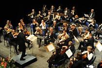 Kolínská filharmonie hrála Kmocha