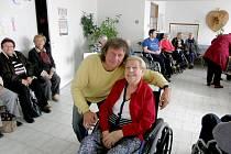 Na návštěvě v Domově pro seniory Pňov Předhradí