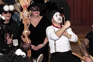 Maškarní karneval v Červených Pečkách