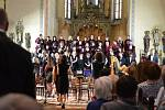 V Plaňanech se uskutečnil závěrečný koncert festivalu.