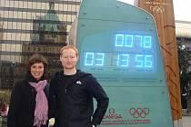 Jana Kolankiewiczová a Michal Kapic ve Vancouveru.