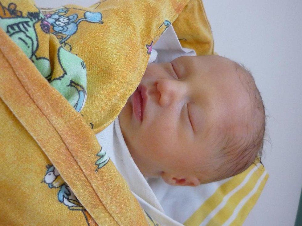 Lukáš Vávra se narodil 26. července 2011. Po porodu měřil 47 centimetrů a vážil 2300 gramů. Rodiče Sylva a Jiří Vávrovi budou syna vychovávat v rodném Kolíně společně s tříletým Danielem.