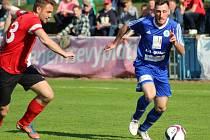 Z utkání FK Kolín - Chrastava (4:0).