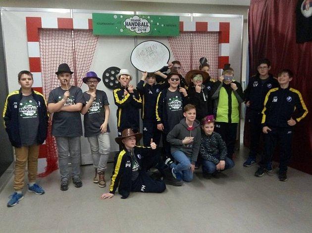 Mladí házenkáři na největším turnaji v Evropě skvěle reprezentovali město Kolín.