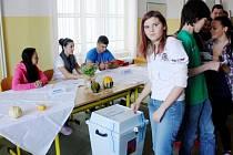 Předčasné studentské parlamentní volby