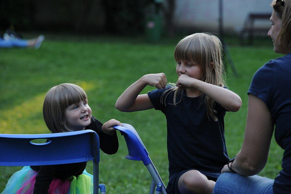 Poslední prázdninovou Otevřenou ulici si užily hlavně děti