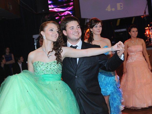 Maturitní ples Obchodní akademie Kolín