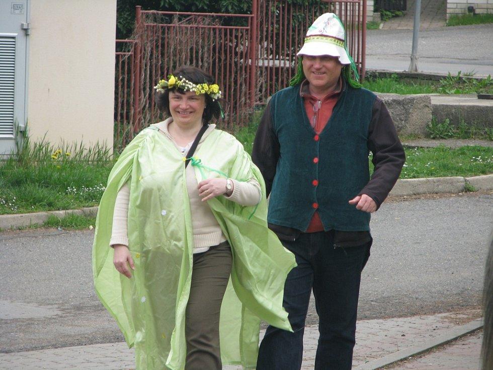 Vítání jara v Doubravčicích