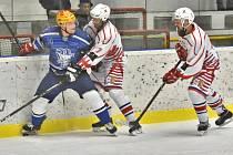 Hokejisté kolínského béčka čtvrtfinálovou sérii zvládli a nyní si zahrají proti Benátkám B.