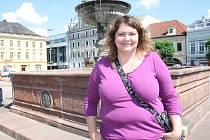 Monika Dvořáková, vedoucí kolínského K-centra.