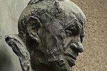 Busta Josefa Sudka.