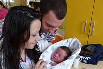 Viktorie Malíčková se narodila 9. března 2019, vážila 3615 g a měřila 52 cm. V Kolíně ji přivítali maminka Iva a tatínek Jakub.