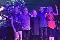 Rockeři vyprodali divadlo, přijela legendární kapela Stromboli.