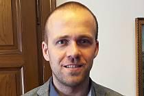 Michael Kašpar, současný místostarosta a budoucí starosta Kolína.