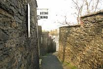 Ztracená ulička v Kolíně a její okolí.